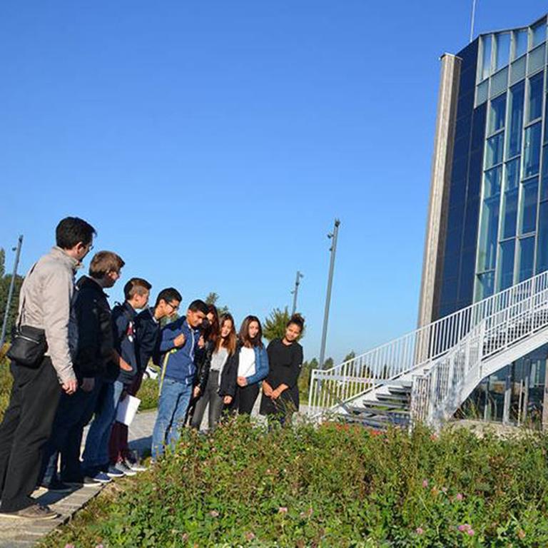 Création de l'éco-quartier du Raquet - Agence Concertation Francom