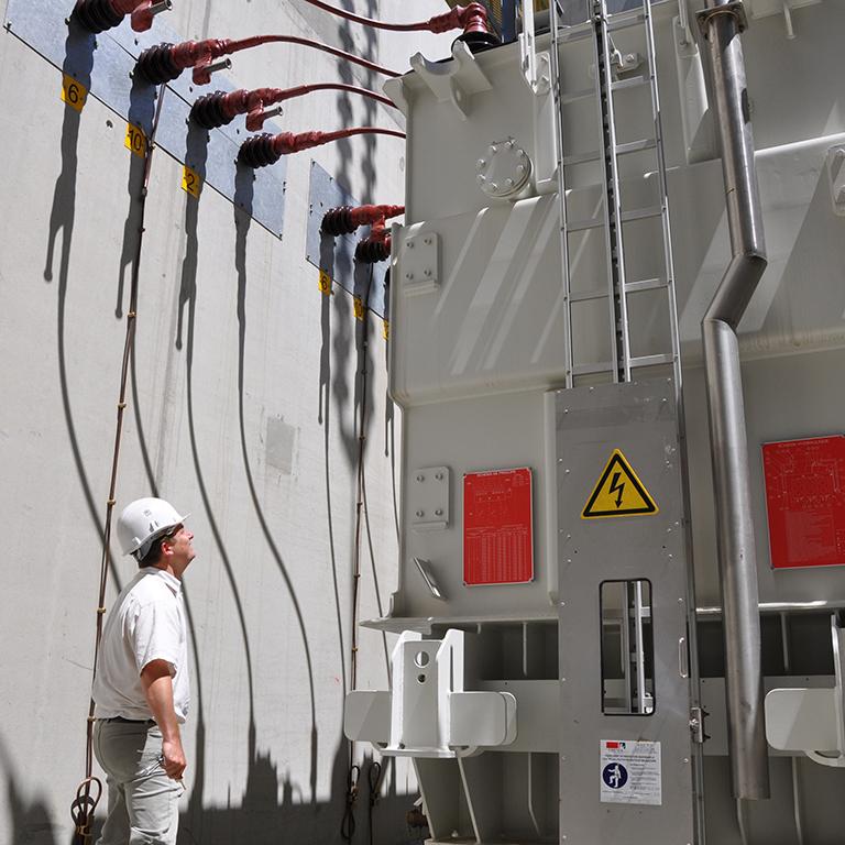 Création de postes-sources électriques - Agence Concertation Francom