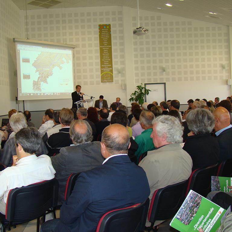 Démarche prospective « Comminges 2030 » - Agence Concertation Francom