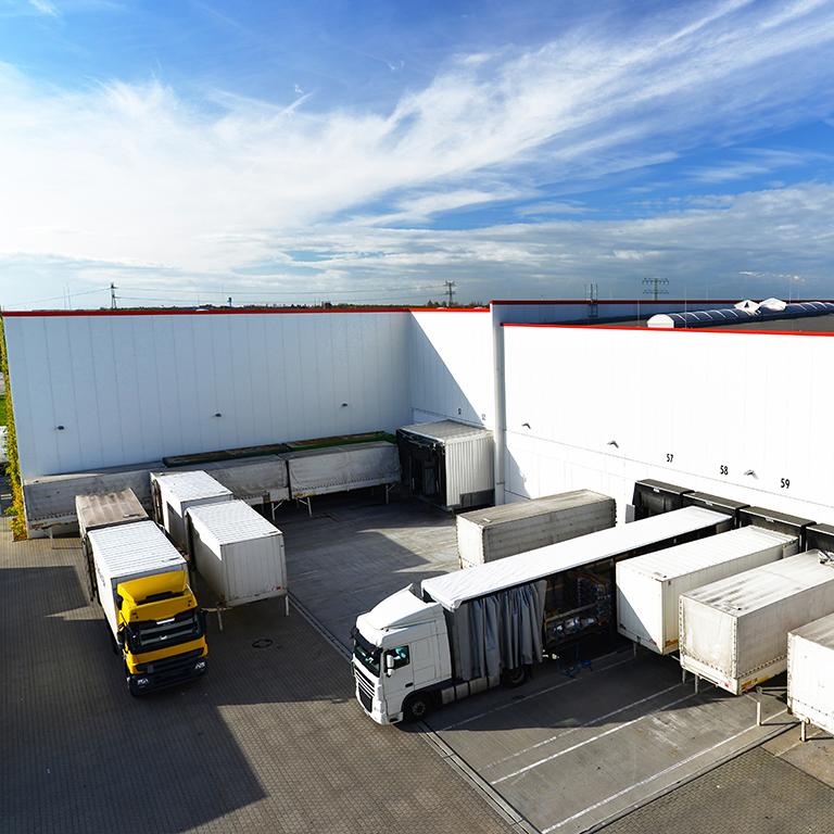 Plateforme logistique « Eurocentre » - Agence Concertation Francom