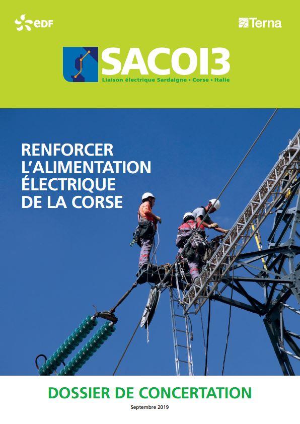 SACOI : une liaison électrique vétuste à renforcer