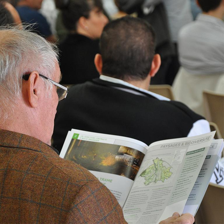 Cahier de concertation urbanisme - Agence de concertation Francom